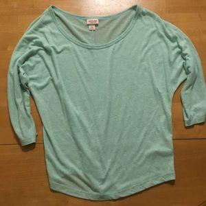 Cute 3/4 shirt